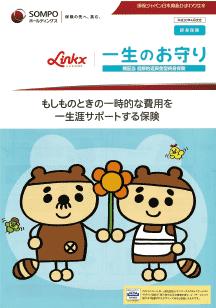 Linkx 一生のお守りの表紙